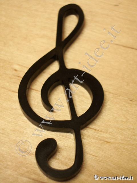 Chiave Di Violino Immagine Da