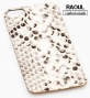 SKIN COVER VERA PELLE FINITURA PITONE PER IPHONE 5-5S